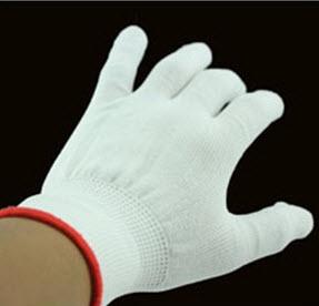 Handschuhe zum Folieren