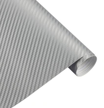 3D Carbonfolie grau kaufen