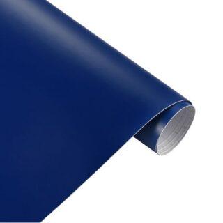 blau matt car wrap Folie