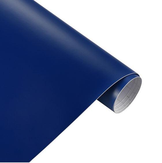 blau matt Folie, Style-Your-Car