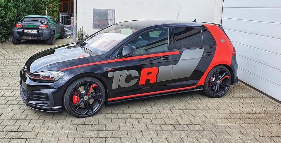 günstig Auto folieren Schweiz