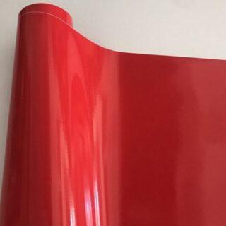 Autofolie kaufen rot glanz